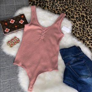 Cute bodysuit top